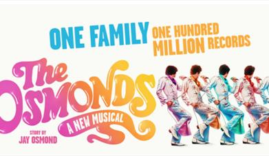 The Osmonds - A New Musical, Princess Theatre, Torquay, Devon