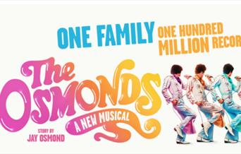 The Osmonds - A New Musical, Princess Theatre, Torquay, Devon