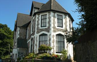 Exterior, Ashleigh House, 61 Meadfoot Lane, Torquay, Devon