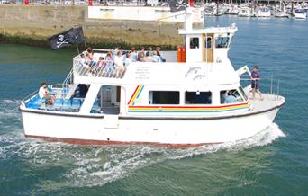 Dart Princess, Paignton Pleasure Cruises and Ferry, Paignton, Devon
