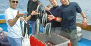 Fishing Trip, Paignton Pleasure Cruises and Ferry, Paignton, Devon