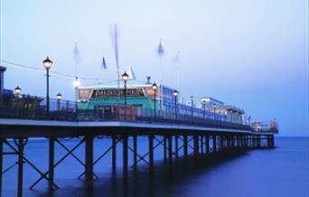 Paignton Pier, Paignton, Devon