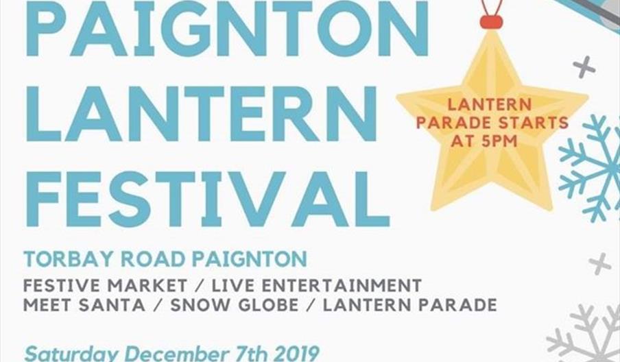 Paignton Lantern Festival, Paignton, Devon