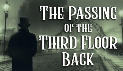 The Passing of the Third Floor Back, Little Theatre, Torquay, Devon