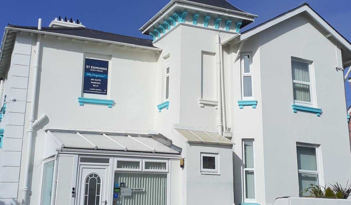 St Edmunds Guest House, Paignton Devon