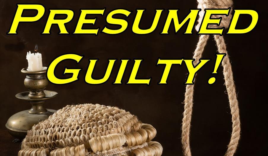 Presumed Guilty, Palace Theatre, Paignton, Devon