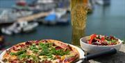 Pizza, Prince William, Brixham, Devon