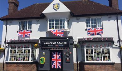 Prince of Orange, Torquay, Devon