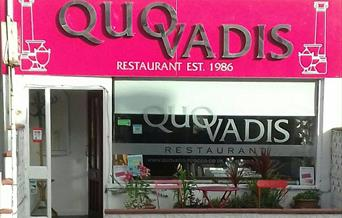 Quo Vadis Restaurant, Paignton, Devon