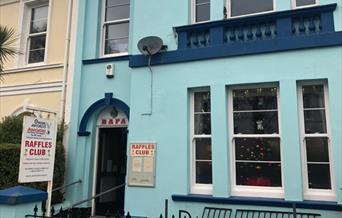 Raffles Club, Torquay, Devon