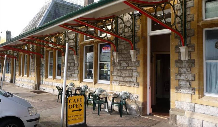 Railway Cafe Torquay Train Station, Torquay, Devon