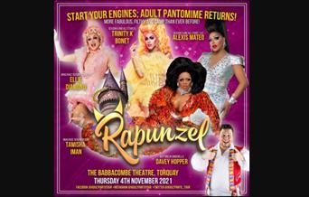 Rapunzel, Babbacombe Theatre, Torquay, Devon