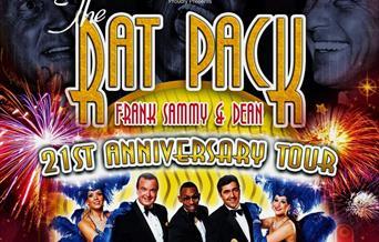 The Rat Pack is Back - 21st Anniversary Tour, Palace Theatre, Paignton, Devon