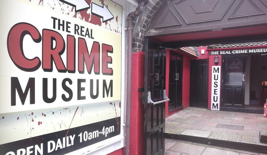The Real Crime Museum, Torquay, Devon