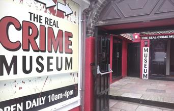 The Real Crime Museum, Torquay, Devon
