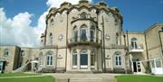 Entrance, Redcliffe Hotel, Paignton, Devon