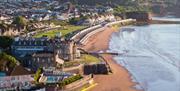 Drone footage, The Redcliffe Hotel, Paignton, Devon