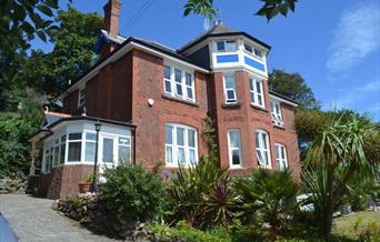 Exterior, The Redholme, Torquay, Devon