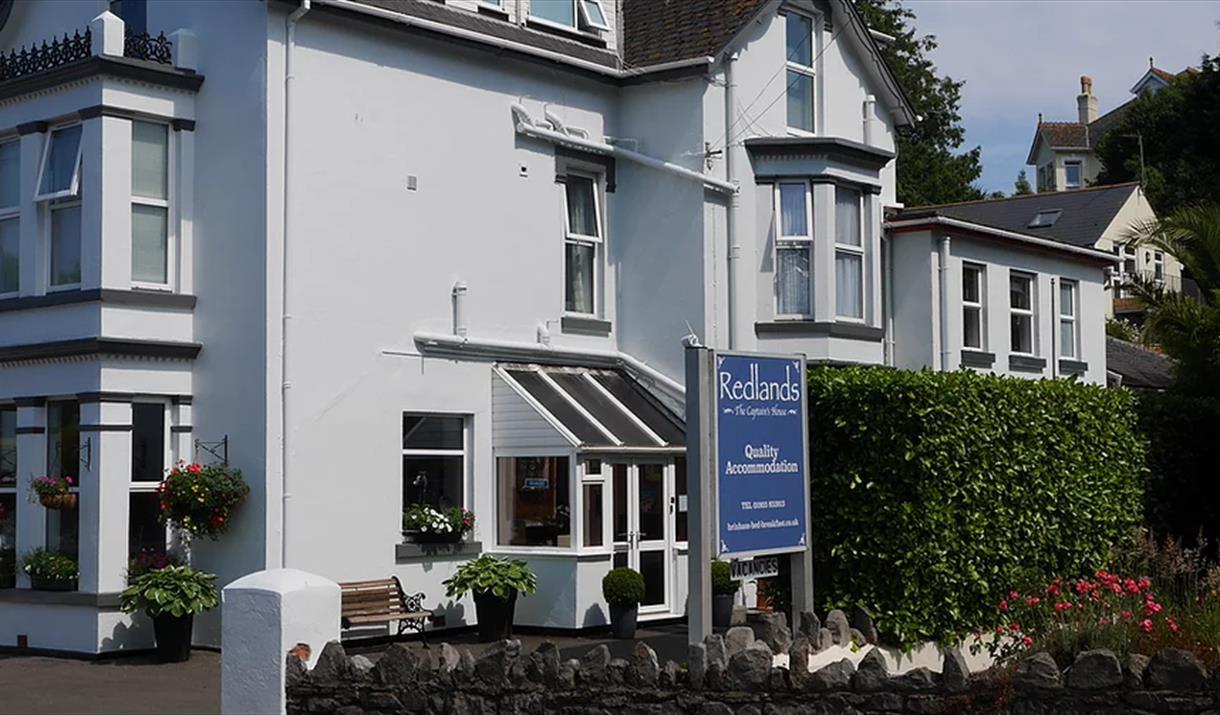 Exterior, Redlands, New Road, Brixham, Devon