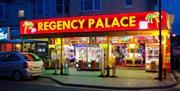 Regency Palace Amusement Arcade, Paignton, Devon