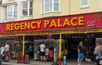 Regency Palace Amusement Arcade, Paignton, Devon