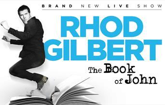 Rhod Gilbert - The Book of John, Princess Theatre, Torquay, Devon
