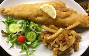 Rio Fish Restaurant Brixham, Devon