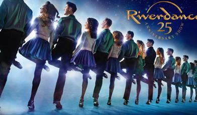 Riverdance - The New 25th Anniversary Show, Princess Theatre, Torquay, Devon