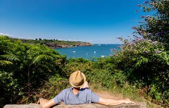 Enjoy the coastal walks from Riviera Bay, Brixham, Devon