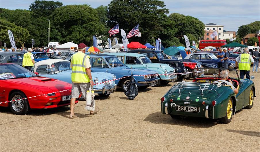Riviera Classic Car Show, Paignton, Devon