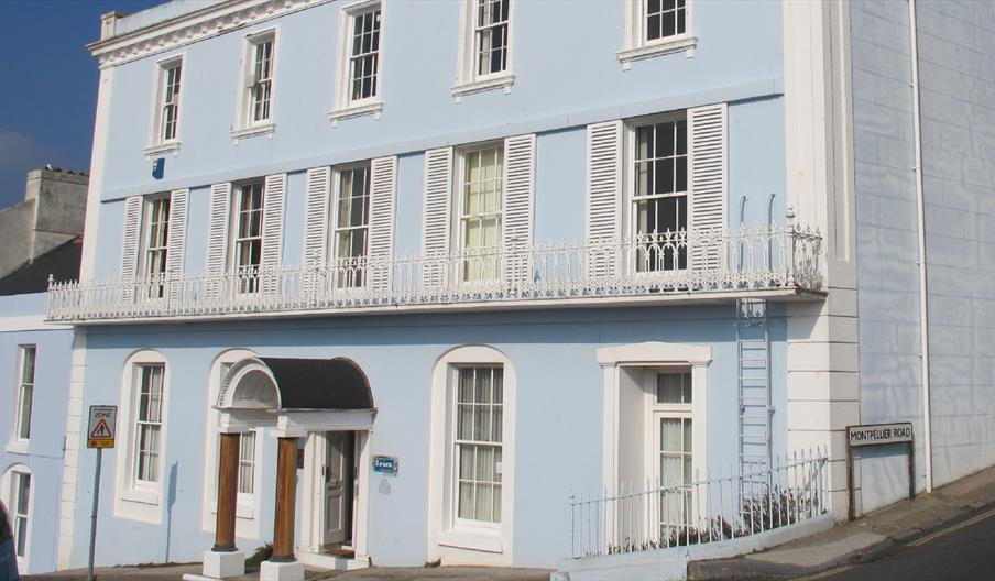 Riviera English School, Torquay, Devon