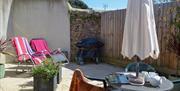 Outside, Robin Cottage, New Road, Brixham, Devon