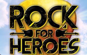Rock for Heroes, Palace Theatre, Paignton, Devon