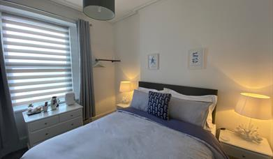 Double bedroom at Rooms at Babbacombe, Torquay, Devon