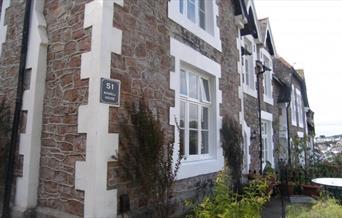 Exterior, Rowell House, Torquay, Devon