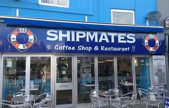 Shipmates Coffee Shop and Restaurant, Brixham, Devon