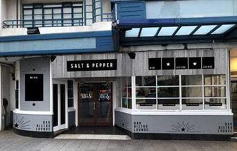 Salt and Pepper, Torquay, Devon