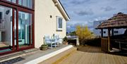 Exterior and view, Sea Salt Lodge, St Lukes Road North, Torquay, Devon