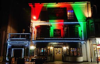 Seamus O'Donnell's, Torquay, Devon