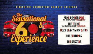 The Sensational 60's Experience, Princess Theatre, Torquay, Devon