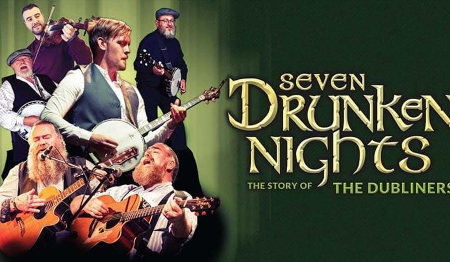 Seven Drunken Nights: The Story of the Dubliners, Princess Theatre, Torquay, Devon