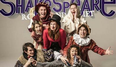 Sh*t Faced Shakespeare - Romeo and Juliet, Babbacombe Theatre, Torquay, Devon