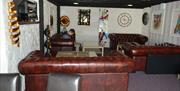 Smugglers Haunt cosy lounge, Brixham, Devon