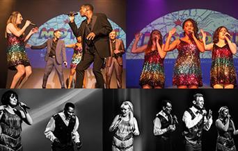 Soul Train, Palace Theatre, Paignton, Devon
