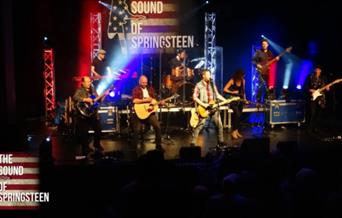 The Sound of Springsteen, Princess Theatre, Torquay, Devon