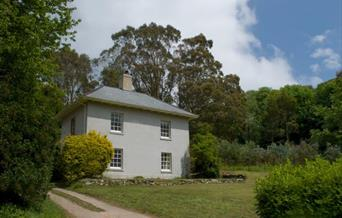 National Trust English Riviera Cottages