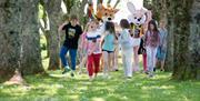 Kids fun at South Bay Holiday Park in Brixham, Devon