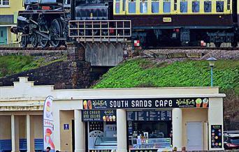 South Sands Cafe Paignton, Devon