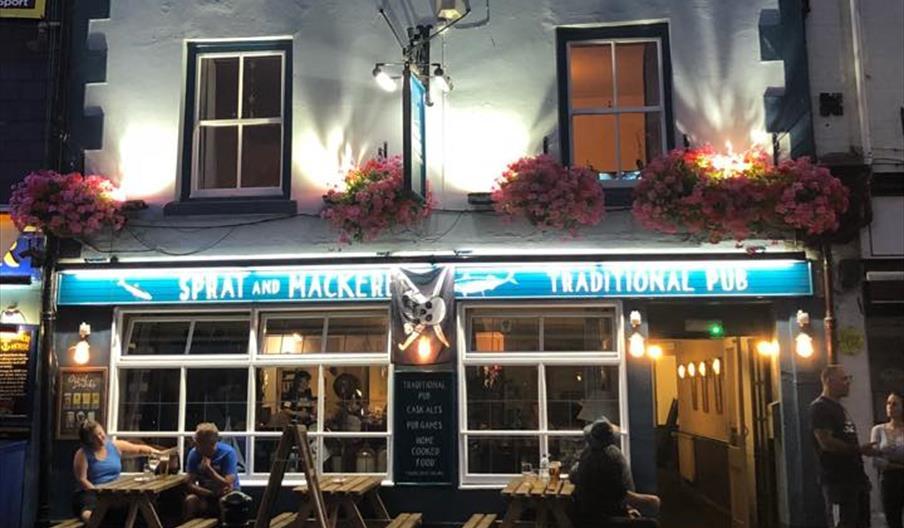 Sprat & Mackerel, Brixham, Devon