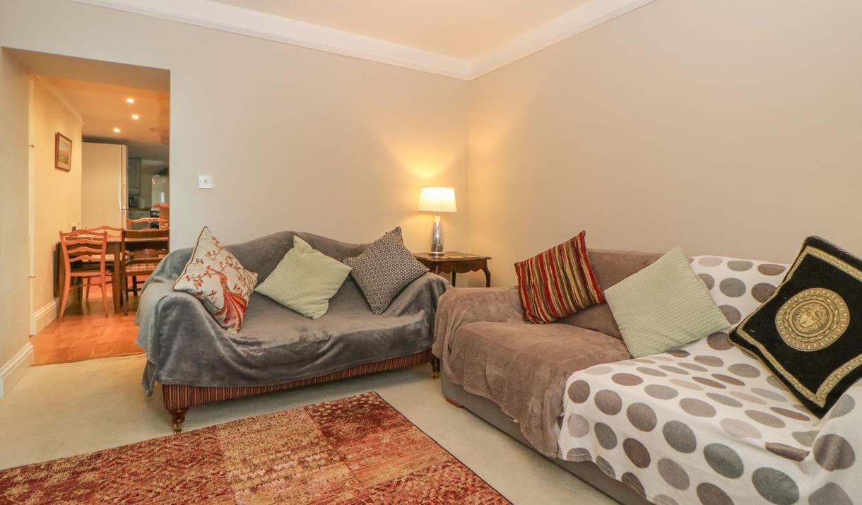 Lounge, Stanley Cottage, 50 Tor Hill Road, Torquay, Devon